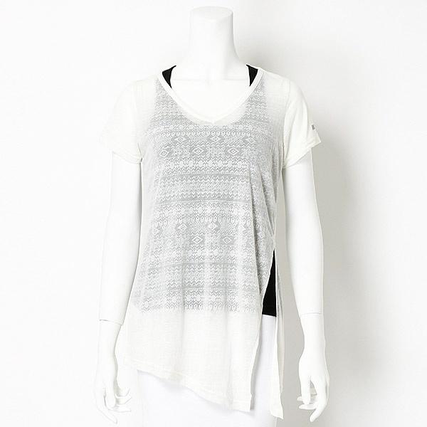マルイウェブチャネル[マルイ]【セール】【ロキシー】ROXY半袖Tシャツ OLIVIA SET TEE/ロキシー(ROXY)