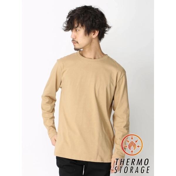 [マルイ]【セール】ウィゴー(WEGO/サーモストレージクルーネックTシャツ)/ウィゴー(メンズ)(WEGO)