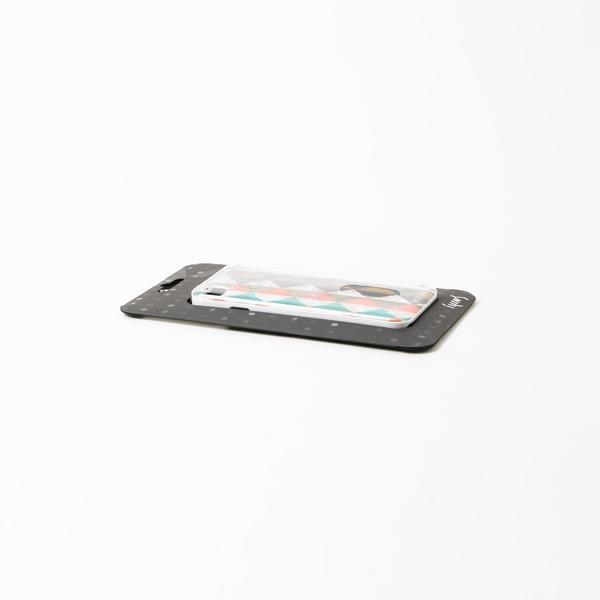 MAN&WOOD / 別注 iPhone8 ケース PEARL