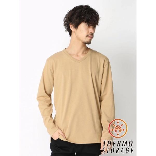 [マルイ]【セール】ウィゴー(WEGO/サーモストレージVネックTシャツ)/ウィゴー(メンズ)(WEGO)