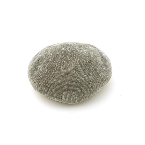 [マルイ]【セール】モールヤーンベレー帽/LuzLlena/ラズレナ(Luz Llena)
