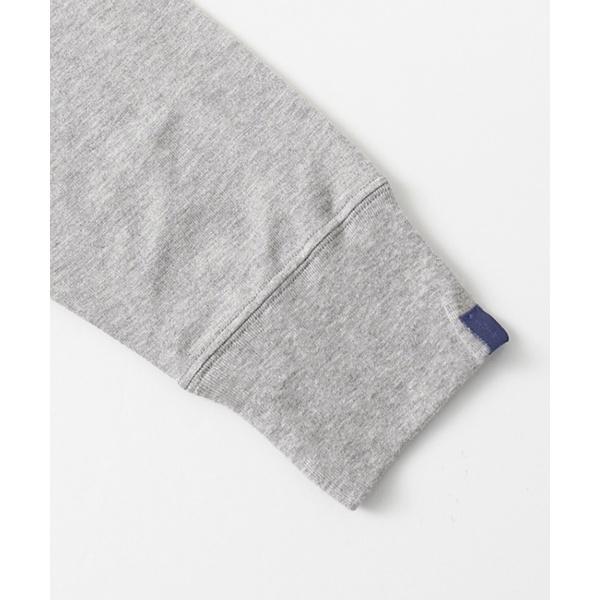 メンズTシャツ(LOOPWHEELER×FSC JP LONG-SLEEVE T-SHIRTS)
