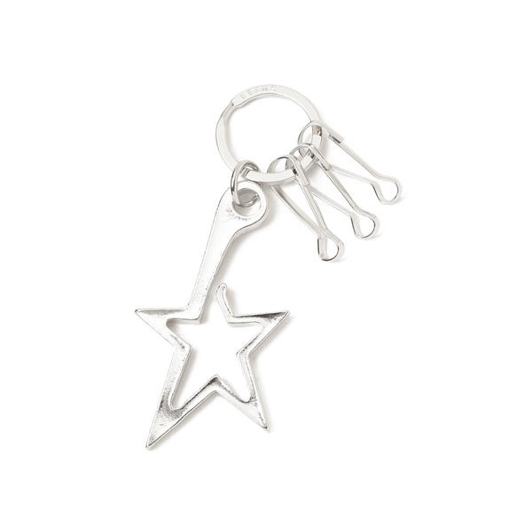 BEAMS / STAR キーホルダー