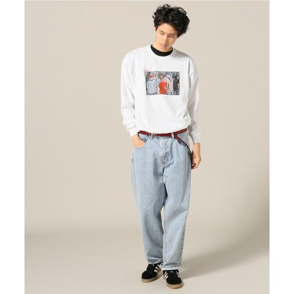 メンズTシャツ(Larry clark×JS /ラリークラーク:L/S-T E)