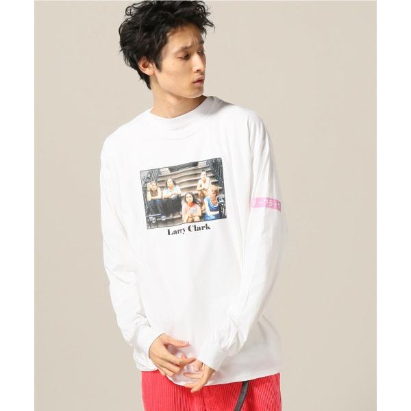 メンズTシャツ(Larry clark×JS /ラリークラーク別注:L/S-T D)