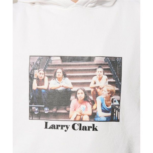 メンズTシャツ(Larry clark×JS/ラリークラーク別注: parka D)