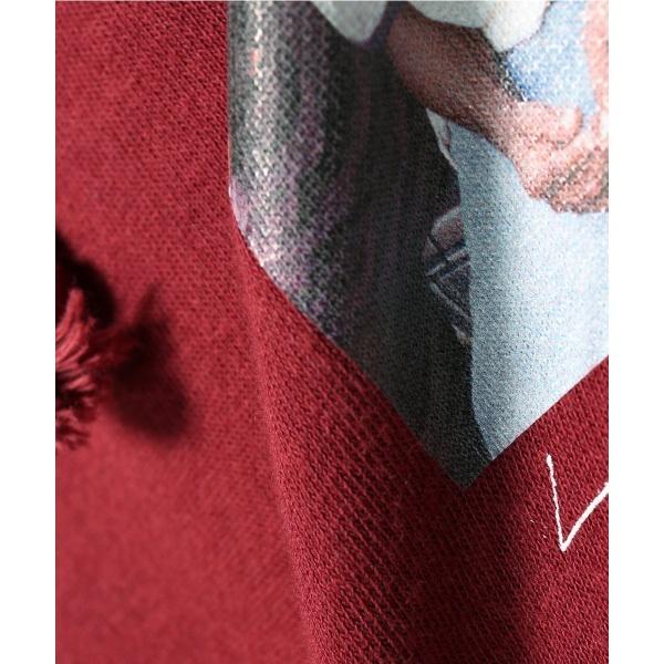 メンズTシャツ(Larry clark×JS /ラリークラーク別注:parka A)