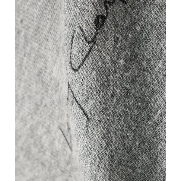 メンズTシャツ(Larry clark×JS/ラリークラーク別注: parka B)