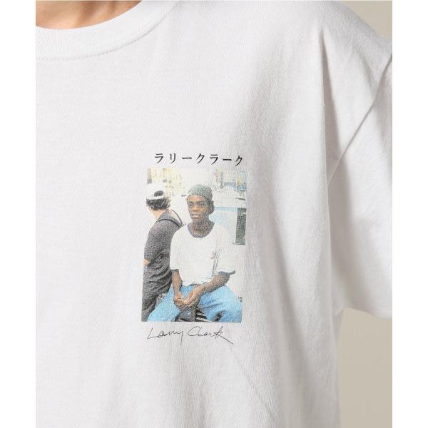 メンズTシャツ(Larry clark×JS /ラリークラーク別注:Tee A)