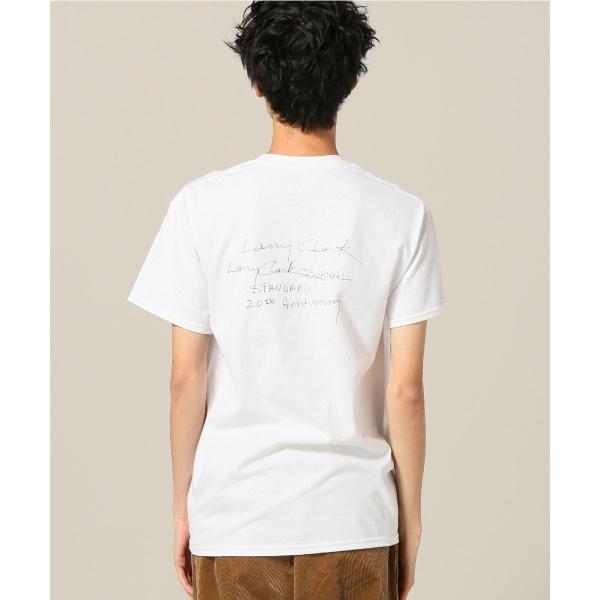メンズTシャツ(Larry clark×JS/ラリークラーク別注: Tee B)