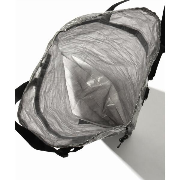 メンズバッグ(and wander / アンドワンダー : cuben fiber stuffsack large)