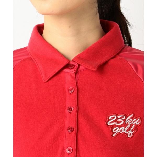 【WOMEN】サーモギアスムース ポロシャツ