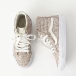 VANS Glitter SK8−HI/アナザーエディション(Another Edition)