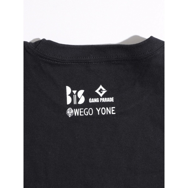 ウィゴー(WEGO|【BiS×GANG PARADEコラボ】Tシャツ)