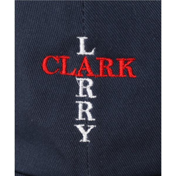 メンズグッズ(Larry Clark /ラリークラーク:FRONT Cross Cap)