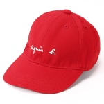 GL11 L CASQUETTE キャップ/アニエスベー アンファン(キッズ)(agnes b. ENFANT)