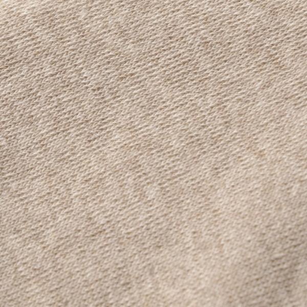 HANAE MORI ハナエモリ 【マルチストレッチパイル】 ワンポイント クルー丈ソックス
