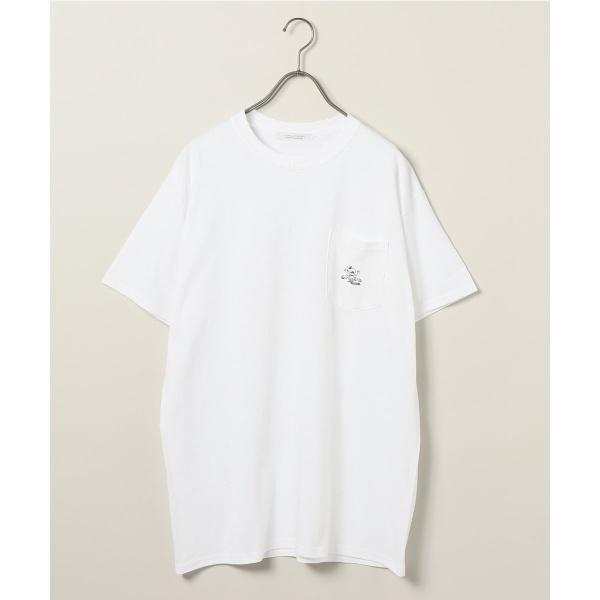 メンズTシャツ(リンゴオンガクサイ×JS :S/S T)