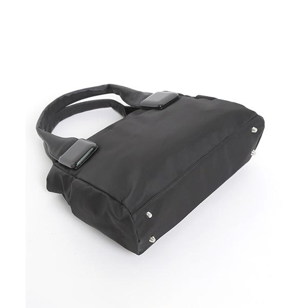 軽量ナイロン シンプルデザイン トートバッグ