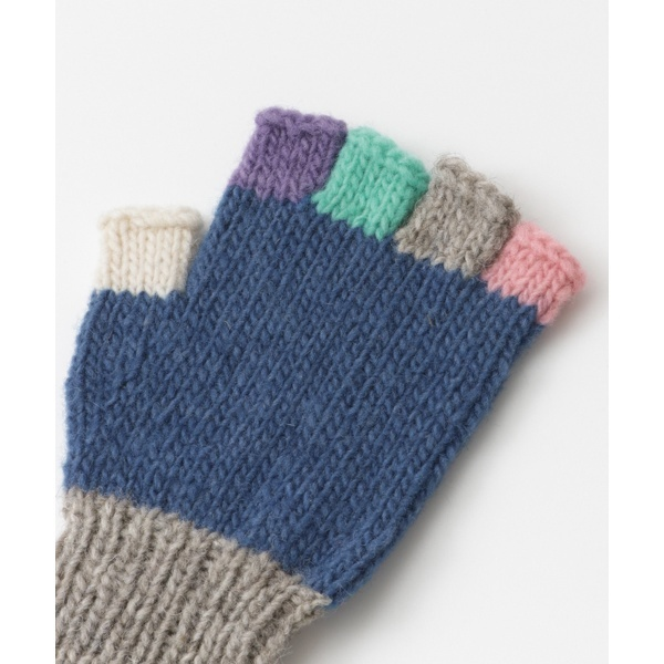 レディスグッズ(マルチカラー手袋(KIDS))