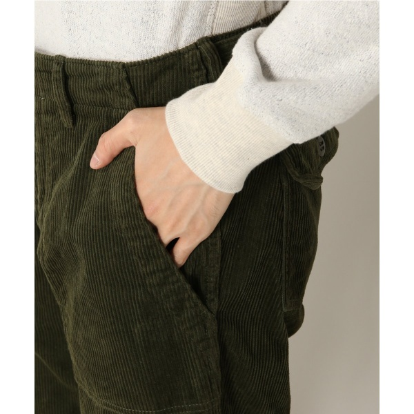 メンズスラックス(AUGUST FIFTEENTH /オーガストフィフティーンス : SLIM FIT FATIGUE PANT C)