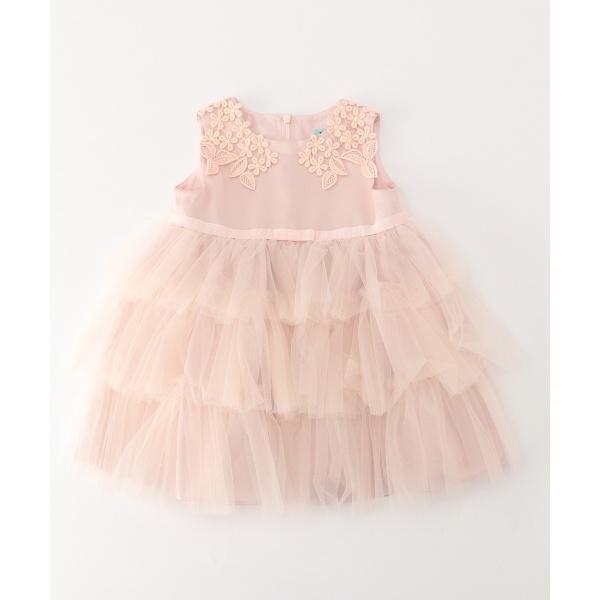 【BABY】Fleur Rideau ドレス