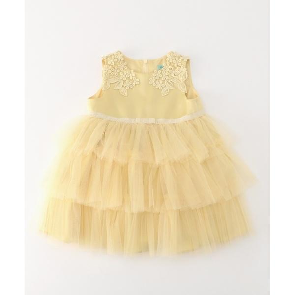 マルイウェブチャネル[マルイ]【セール】【BABY】Fleur Rideau ドレス/トッカ バンビーニ(TOCCA BAMBINI)