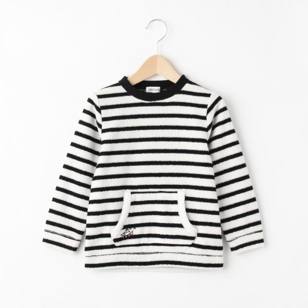 [マルイ]【セール】Tシャツ(裏起毛パイルボーダーカットソー)/シューラルー(キッズ)(SHOOLARUE Kids)