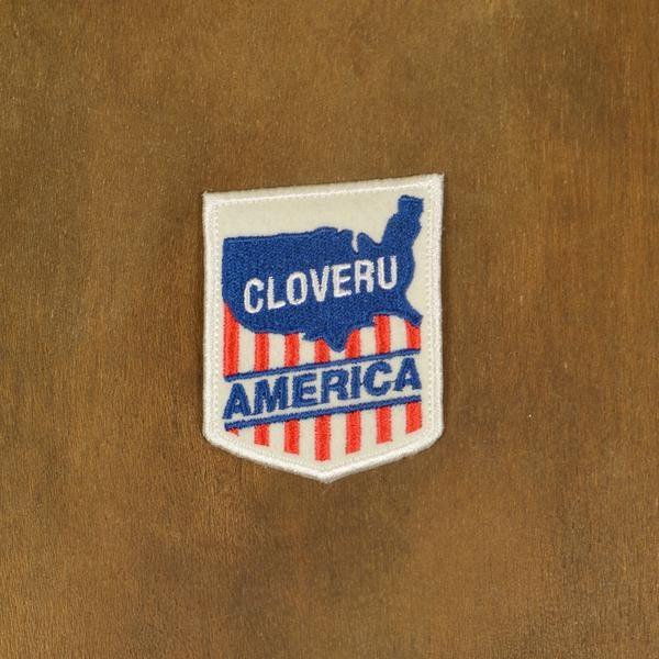 Cloveru:ワッペン セット【SHIPS別注】