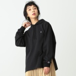 Champion × Ray BEAMS / 別注 Hooded Long Sleeve Tシャツ/レイ ビームス(Ray BEAMS)