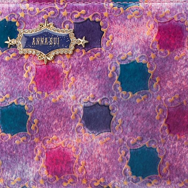 リム ラウンドファスナー長財布(カード入れ24ヶ所、最大級の収納)