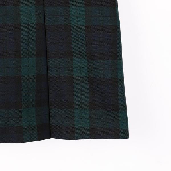 SHIPS KIDS:チェック スカート(100~130cm)