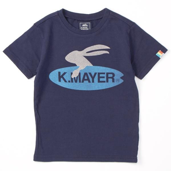 [マルイ]【セール】ブランドロゴT(SURF)【110cm-130cm】/クリフメイヤーキッズ(KRIFF MAYER KIDS)