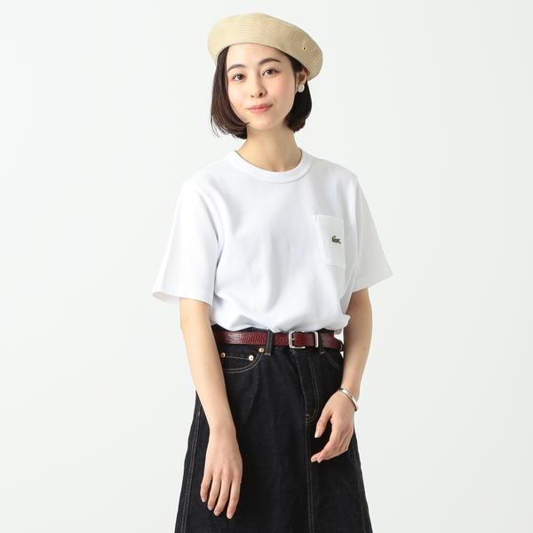LACOSTE / 別注 ポケット Tシャツ