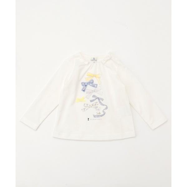 マルイウェブチャネル[マルイ] 【BABY】30/-オーガニック天竺 カットソー/組曲 キッズ(KUMIKYOKU KIDS)