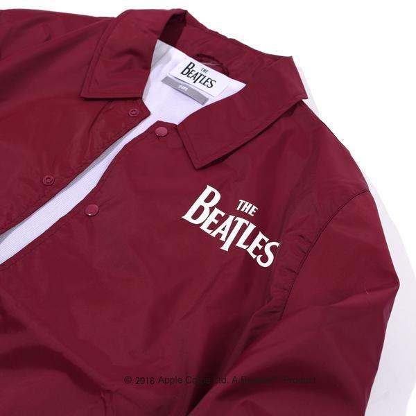 SU: BEATLES コーチジャケット