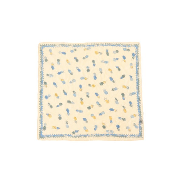LS Scene / PINE柄 スカーフ