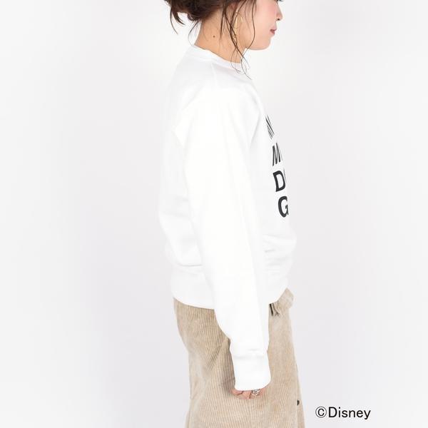 Disney:ロゴスウェット