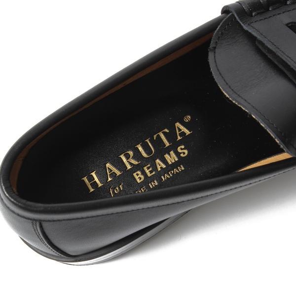 HARUTA × BEAMS / 別注 ペニーローファー 18SS
