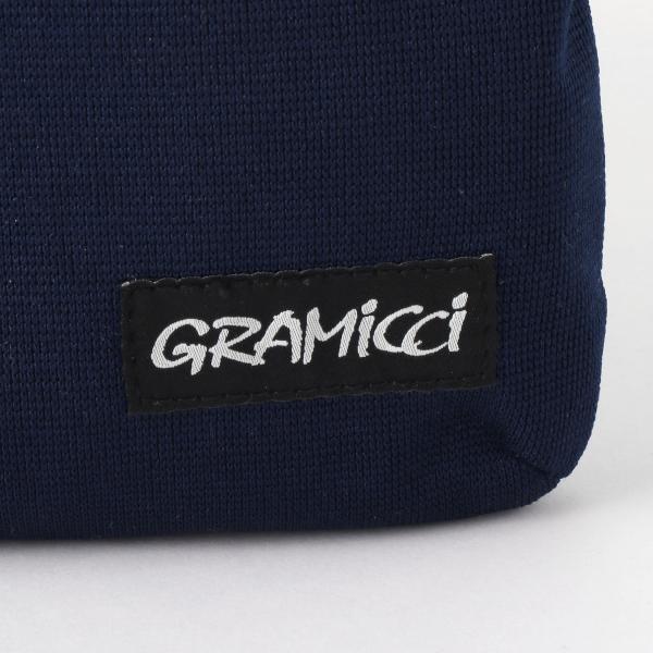 Gramicci(グラミチ)別注メッシュニットショルダーバッグ