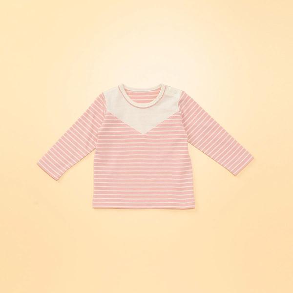 マルイウェブチャネル[マルイ]【セール】胸切り替え長袖Tシャツ/コムサフォセット(COMME CA FOSSETTE)