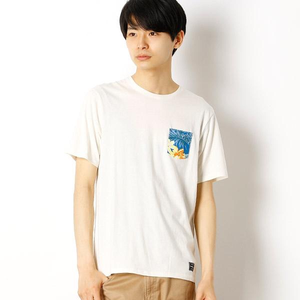 [マルイ] O'NEILL メンズワンポイントデザインTシャツ/オニール(ONEILL)