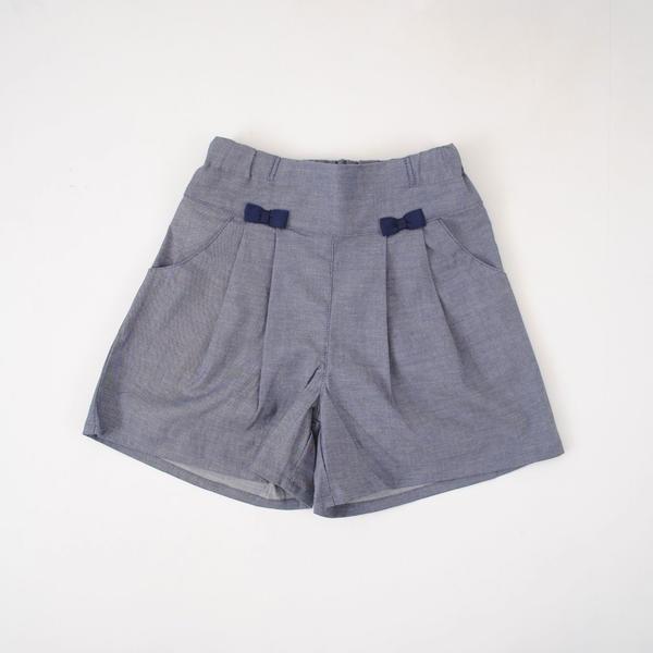 マルイウェブチャネル[マルイ]【セール】シャンブレーストレッチショートパンツ/べべ(BeBe)