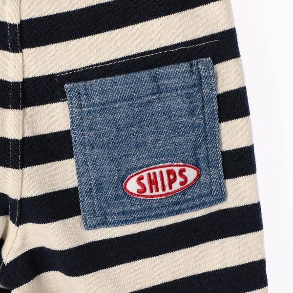 SHIPS KIDS:バックボーダー ハーフ パンツ(80~90cm)