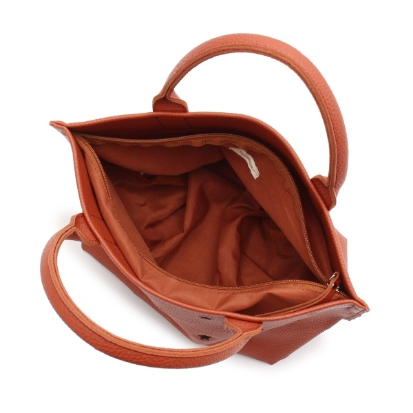 スター刺繍 トートバッグ