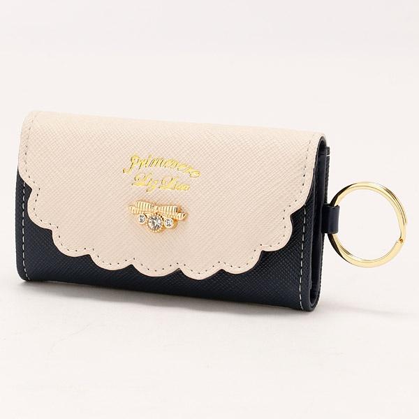 [マルイ] サボン キーケース/リズリサ(バッグ&ウォレット)(LIZ LISA Bag&Wallet)
