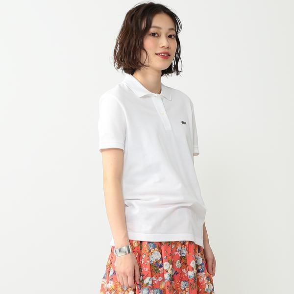 LACOSTE / コットン ピケ ポロシャツ