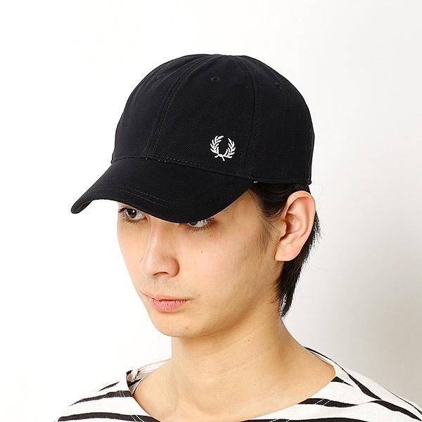 【18SS】PIQUE CLASSIC CAP