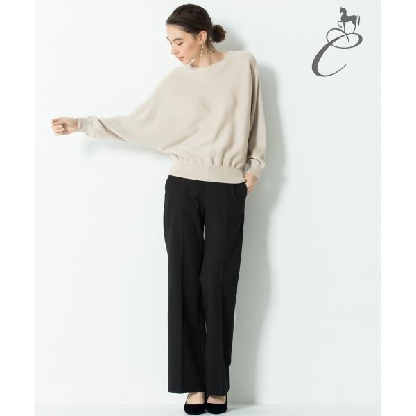 [マルイ]【セール】【Class Lounge】TWIST DOUBLE CLOTH パンツ/自由区(JIYUKU)