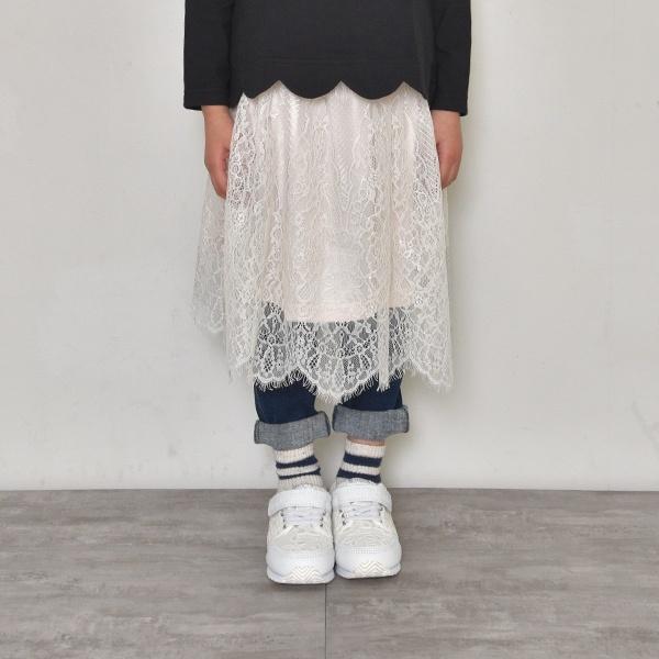 マルイウェブチャネル[マルイ]【セール】レーススカート/ブランシェス(branshes)